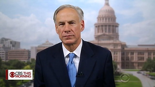 After Massacre, Texas Governor Says to Fight Gun Violence With Prayer - Clipped - Video