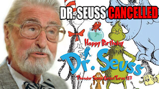 School CANCELS Dr. Seuss over 'Racist Undertones'