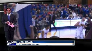 Hutchison earns MW Honor - Video