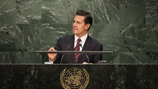 Mexico's Former President Allegedly Accepted Bribe From 'El Chapo'