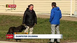 Dumpsters causes dilemmas in Detroit-Shoreway - Video