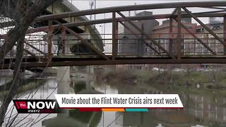 Movie about the Flint Water Crisis airs next week - Video