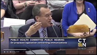 Doctor Exposing Dangerous Levels of Aluminum in the Covid-19 Vaccine (Nano Particles)