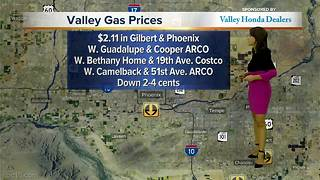 Where to find the cheapest gas prices in the Valley - Video