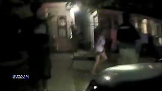 Two facing charged in incident where Detroit police officer was tased - Video