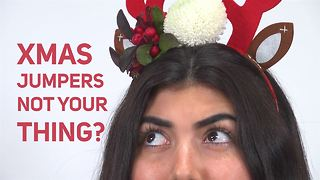How To Christmas Flower Crown: Rudolph - Video