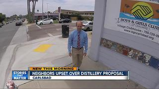 Carlsbad Boys and Girls Club distillery controversy - Video