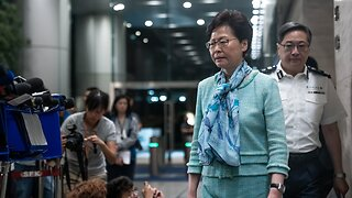 Carrie Lam Says She's Never Tried To Resign As Hong Kong's Leader