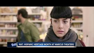 Marcus celebrates Hispanic Heritage Month - Video