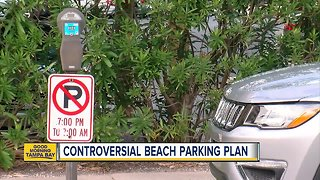 Clearwater Beach wants to eliminate parking meters