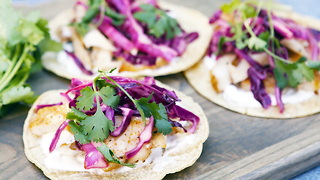 Get Grilling: Fish Tacos - Video