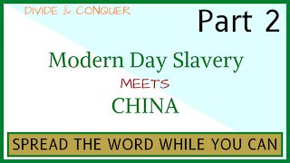 Divide And Conquer | Modern Day Slavery | pt 2