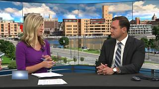 Congressman Mike Gallagher joins NBC26 today - Video