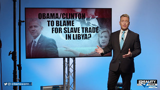 Reality Check: Obama/Clinton to Blame for Slave Trade in Libya? - Video