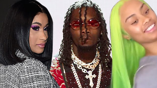 Offset's Side Chick Summer Bunni REVEALS She's 9 Weeks Pregnant & Cardi B Stole Her BFF's Man!