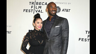 Vanessa Bryant paid a glowing tribute to Kobe at Basketball Hall of Fame ceremony