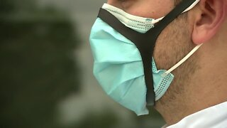 Local dentist upgrading masks in COVID-19 fight