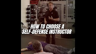 Choose Your Instructor Wisely