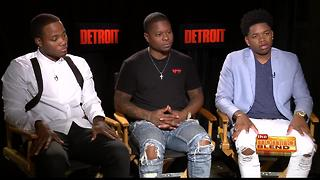 "Hollywood Happenings: Actors from new drama ""Detroit"""