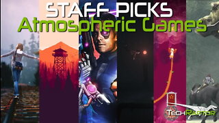 6 Atmospheric Games You Should Play