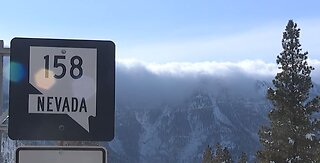 Traffic troubles cause road closures on Mount Charleston