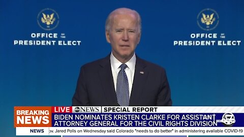 ABC News Special Report: Biden nominates Merrick Garland as Attorney General, Nancy Pelosi calls to remove Trump from office