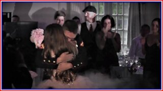 Marine Surprises His Sister At Her Birthday Party