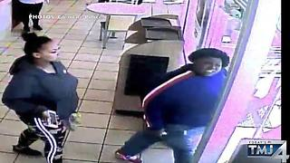 Glendale Police looking to identify woman who assaulted teen employee at McDonald's - Video