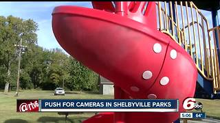 Push for cameras in Shelbyville Parks - Video