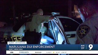 Deputies and Marijuana sellers warn against driving while high