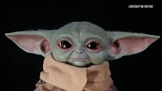 Artist Makes Amazing Baby Yoda Sculpture