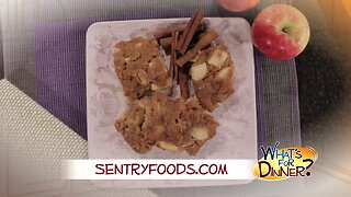 What's for Dinner? - Apple Brownies