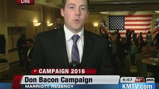 Don Bacon election hit 2 - Video