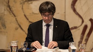 Catalonia's Former President Might Ask To Be Let Back Into Spain - Video