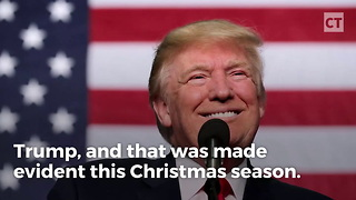 Sales See a Christmas Miracle in Trump Economy - Video