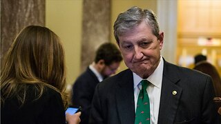 Senator John Kennedy questions Facebook's values