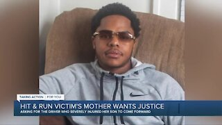 Teen recovering after hit and run accident in Detroit