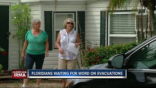 Emergency managers urge residents to prepare evacuation plan - Video
