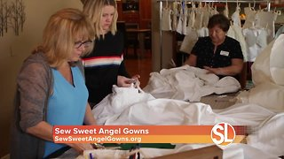 Valley group makes baby gowns for grieving parents