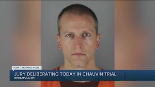 Verdict expected in Chauvin case