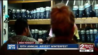 Arvest Winterfest - Video