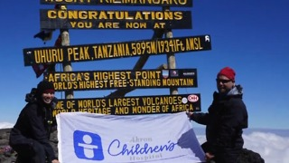 Akron Children's Hospital surgeon scales Mt. Kilimanjaro - Video