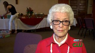 Woman turning 100-years-old on July 4th