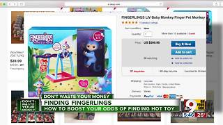 Good luck finding Fingerling in stores - Video