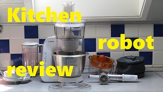 Kitchen robot review  - Video