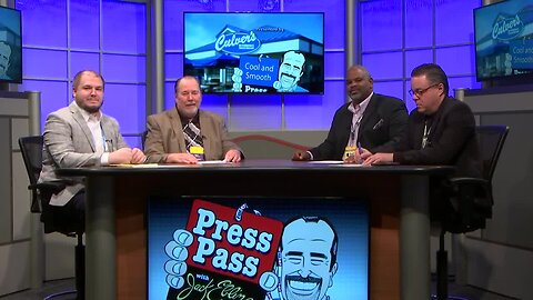Press Pass All Stars: 4/21/19