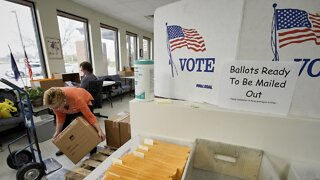 Trump Denounces Mail-In Voting As Pandemic Threatens Nov. Election