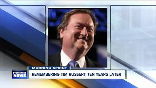 Remembering Tim Russert 10 years later