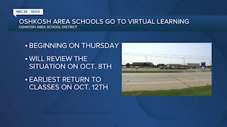 Oshkosh schools going fully virtual