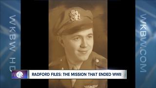 The mission that ended WWII - Video